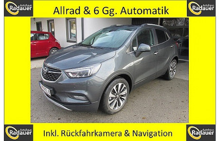 Opel Mokka X Innovation 1,4 Turbo bei Autohaus Radauer in