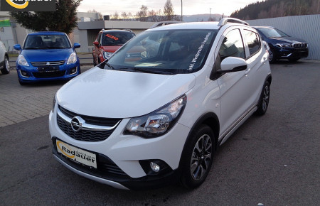 Opel Karl 1,0 Ecotec Rocks Start/Stop bei Autohaus Radauer in