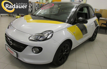 Opel Adam 1,2 Unlimited bei Autohaus Radauer in