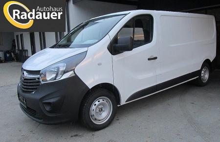 Opel Vivaro L2H1 Edition bei Autohaus Radauer in