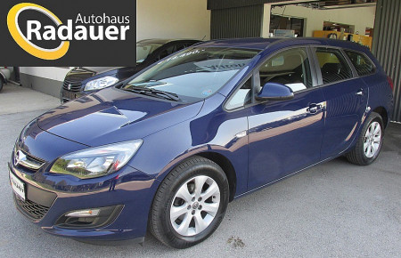 Opel Astra ST 1,4 Turbo Ecotec Österreich Edition Start/Stop Sys. bei Autohaus Radauer in
