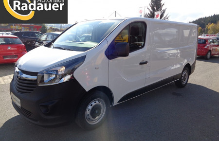 Opel Vivaro B L2H1 1,6 BiTurbo Diesel bei Autohaus Radauer in