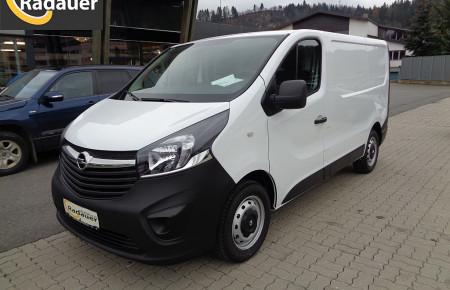 Opel Vivaro Kastenwagen 1.6 Diesel EcoTec Edition bei Autohaus Radauer in