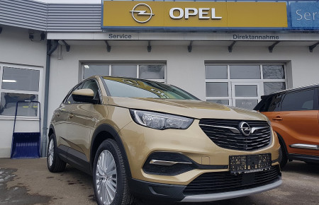 Opel Grandland X 1,2 Turbo Direct Injection Innovation Start/Stop bei Autohaus Radauer in