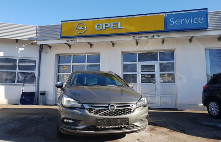 Opel Astra ST 1,6 CDTI Dynamic St./St. bei Autohaus Radauer in