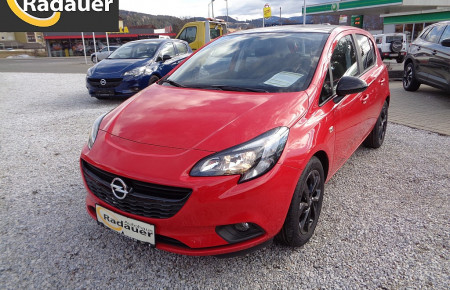 Opel Corsa 1,4 Black&Color bei Autohaus Radauer in
