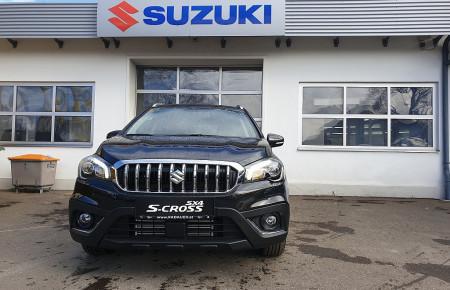 Suzuki SX4 Scross Shine All Grip bei Autohaus Radauer in