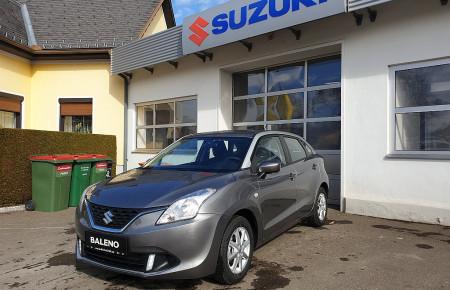 Suzuki Baleno Shadowline bei Autohaus Radauer in