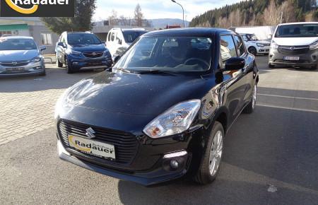 Suzuki Swift 1,2 DualJet Allgrip Shine bei Autohaus Radauer in