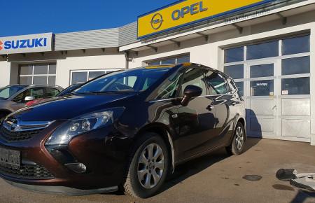 Opel Zafira tourer bei Autohaus Radauer in