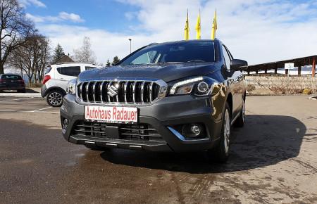 Suzuki Sx4 Scross Shine Allgripp bei Autohaus Radauer in