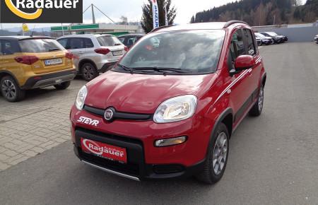 Fiat Panda 1,3 Allrad Diesel bei Autohaus Radauer in