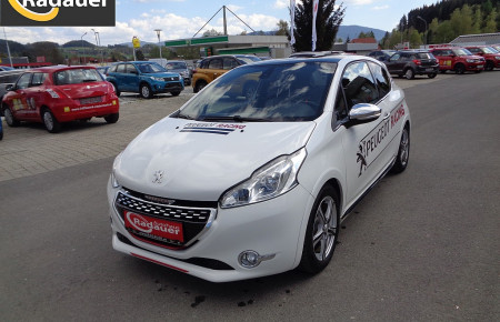 Peugeot 208 1,6 THP 200 GTI bei Autohaus Radauer in