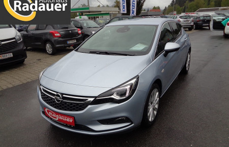 Opel Astra 1,6 CDTI Innovation Start/Stop System bei Autohaus Radauer in