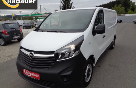 Opel Vivaro Kastenwagen L2H1 Edition BlueInjection bei Autohaus Radauer in