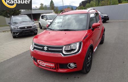 Suzuki Ignis 1,2 DualJet Hybrid 4WD Flash Summer Sale Vohrführwagen bei Autohaus Radauer in