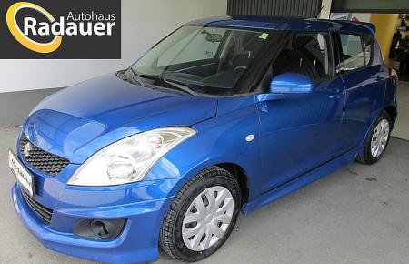 Suzuki Swift 1,2 GLX Deluxe bei Autohaus Radauer in