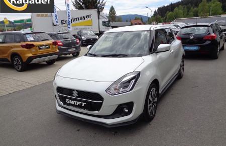 Suzuki Swift 1,0 DITC Hybrid Flash bei Autohaus Radauer in