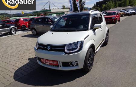 Suzuki Ignis Jacques Lemans Edition Automatik Flash bei Autohaus Radauer in