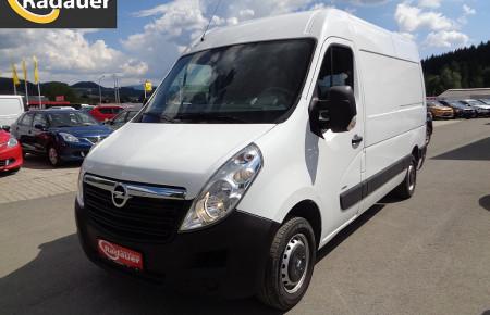 Opel Movano Kastenwagen 2.3 Turbo bei Autohaus Radauer in