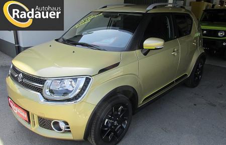 Suzuki Ignis 1,2 DualJet Hybrid 4WD Jacques Lemans Flash bei Autohaus Radauer in