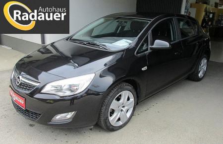 Opel Astra 1,4 Turbo Ecotec Edition bei Autohaus Radauer in