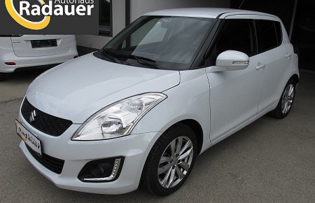 Suzuki Swift 1,2 Limited Edition bei Autohaus Radauer in