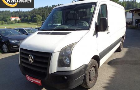 VW Crafter Kastenwagen !!Export!! bei Autohaus Radauer in