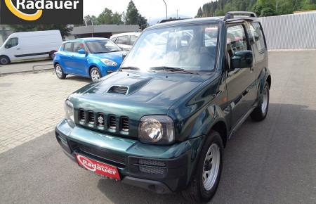 Suzuki Jimny 1,5 VX DDiS A2 AB RC bei Autohaus Radauer in