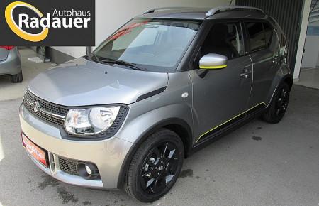 Suzuki Ignis 1,2 DualJet Jacques Lemans Shine 4WD bei Autohaus Radauer in