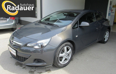 Opel Astra GTC 1,4 ecoFLEX Edition Start/Stop System bei Autohaus Radauer in