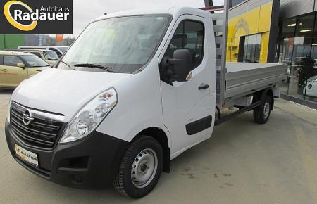 Opel Movano Pritsche L4H1 bei Autohaus Radauer in