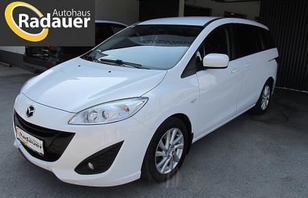Mazda Mazda5 CD116 TX bei Autohaus Radauer in