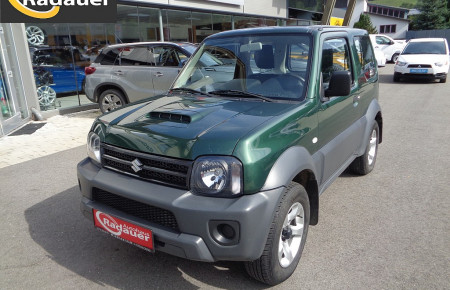 Suzuki Jimny 1,3 V L1 basic bei Autohaus Radauer in