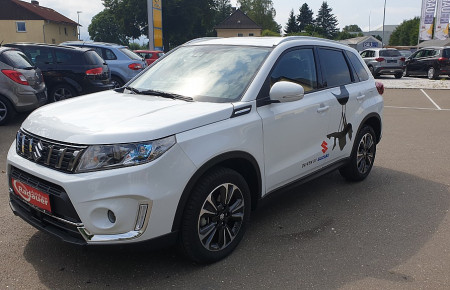 Suzuki Vitara 1,0 DITC ALLGRIP flash Aut. Vitara Summer SALE Top Preis bei Autohaus Radauer in