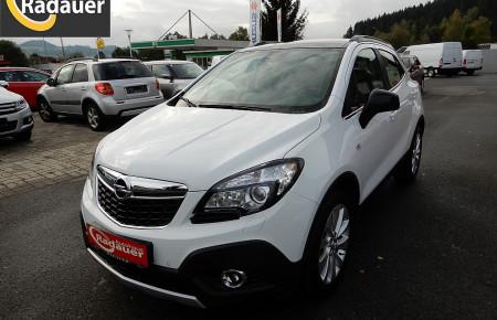 Opel Mokka Black & White bei Autohaus Radauer in