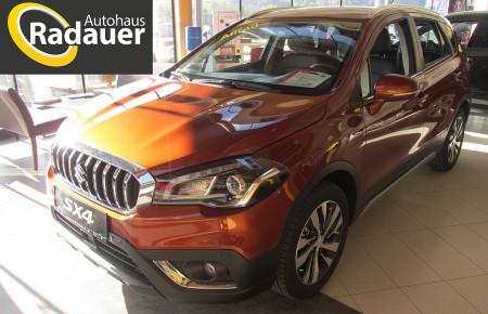 Suzuki SX4 S-Cross 1,4 DITC ALLGRIP flash bei Autohaus Radauer in