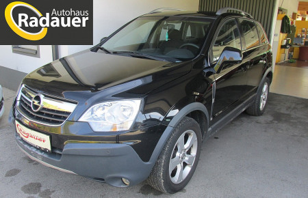 Opel Antara 2,0 Edition CDTI DPF bei Autohaus Radauer in