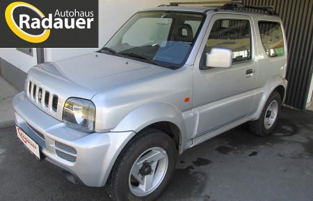 Suzuki Jimny 1,3 VX bei Autohaus Radauer in