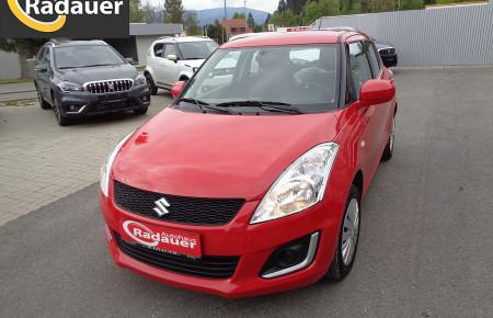 Suzuki Swift 1,2 DualJet 4WD Shine bei Autohaus Radauer in