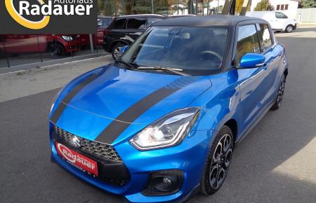 Suzuki Swift Sport 1,4 DITC bei Autohaus Radauer in