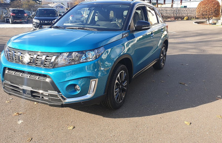 Suzuki Vitara 1,0 DITC Allrad Flash bei Autohaus Radauer in