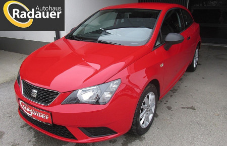 Seat Ibiza SportCoupé Reference 1,0 Start-Stopp bei Autohaus Radauer in