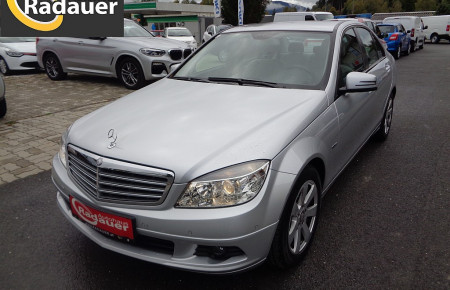 Mercedes-Benz C 200 Classic BlueEfficiency CDI Aut. bei Autohaus Radauer in