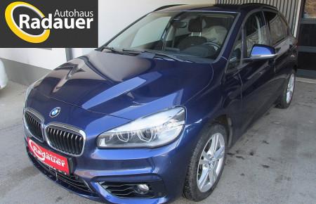 BMW 216d Active Tourer Sport Line bei Autohaus Radauer in