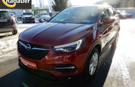 Opel Grandland X 1,2 Turbo Direct Injection Edition Start/Stop bei Autohaus Radauer in