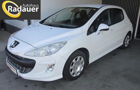 Peugeot 308 1,6 HDi 110 FAP Premium bei Autohaus Radauer in