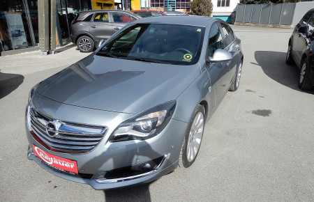 Opel Insignia Limousine HB  OPC Line bei Autohaus Radauer in