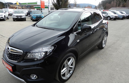 Opel Mokka 1,6 CDTI Innovation Start/Stop System bei Autohaus Radauer in