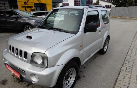 Suzuki Jimny 1,5 VX DDiS bei Autohaus Radauer in